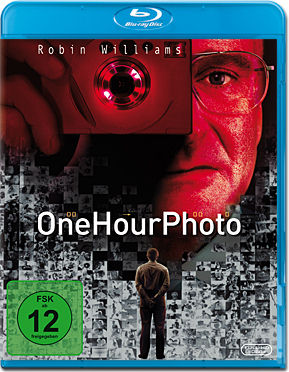 One Hour Photo Blu-ray
