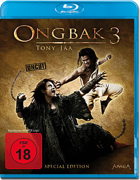 Ong-Bak 3 - Special Edition Blu-ray