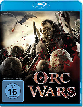 Orc Wars Blu-ray