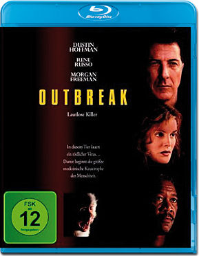 Outbreak: Lautlose Killer Blu-ray