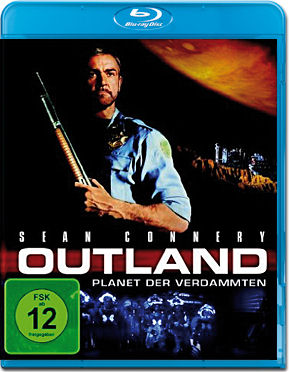 Outland: Planet der Verdammten Blu-ray