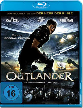 Outlander - Collector's Edition Blu-ray (2 Discs)