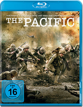 The Pacific Blu-ray (6 Discs)
