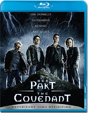 Der Pakt - The Covenant Blu-ray