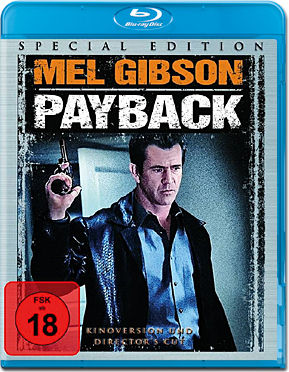 Payback - Special Edition Blu-ray