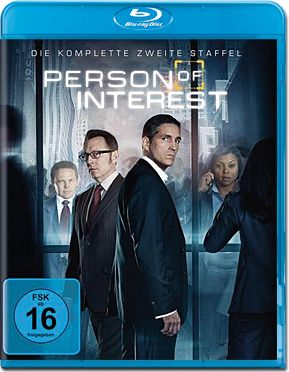 Person of Interest: Staffel 2 Box Blu-ray (4 Discs)