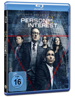 Person of Interest: Staffel 5 Box Blu-ray (3 Discs)