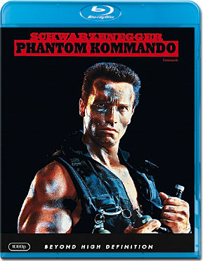 Phantom Kommando Blu-ray