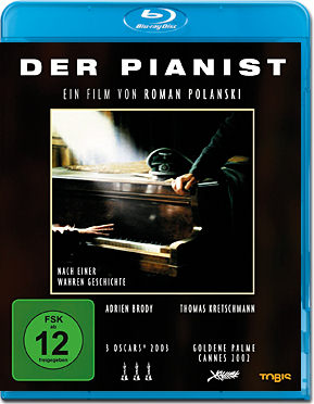 Der Pianist Blu-ray