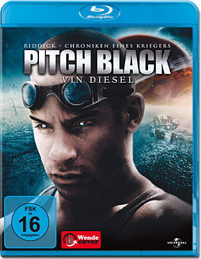 Pitch Black: Planet der Finsternis Blu-ray