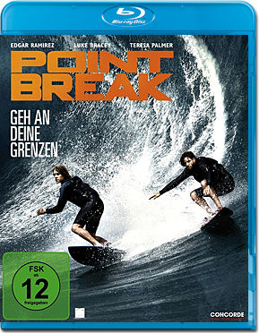 Point Break Blu-ray