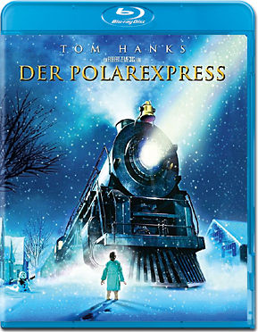 Der Polarexpress Blu-ray