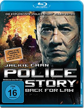 Police Story: Back for Law Blu-ray