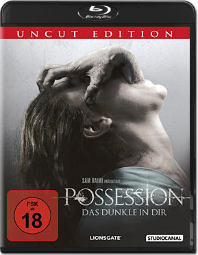Possession: Das Dunkle in Dir Blu-ray