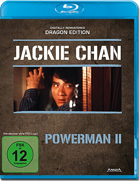 Powerman 2 - Dragon Edition Blu-ray