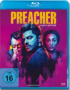 Preacher: Staffel 2 Box Blu-ray (4 Discs)
