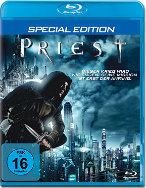 Priest - Special Edition Blu-ray