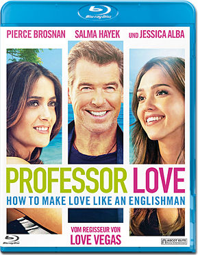 Professor Love Blu-ray