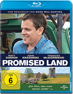 Promised Land Blu-ray