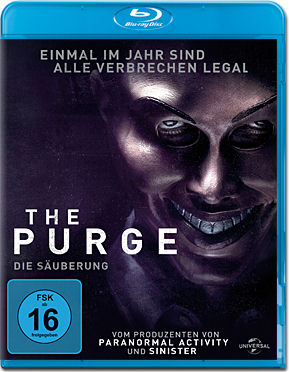 The Purge: Die Säuberung Blu-ray