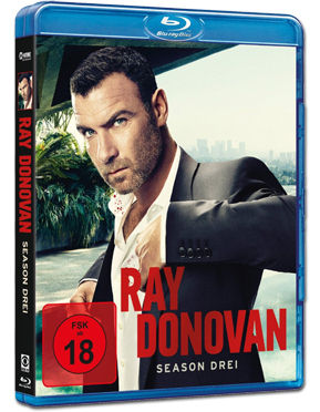 Ray Donovan: Staffel 3 Box Blu-ray (4 Discs)