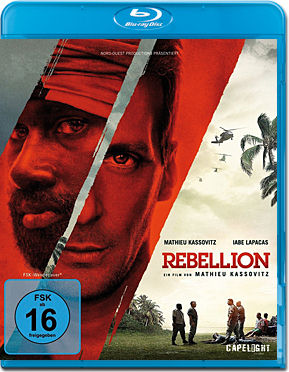 Rebellion (2011) Blu-ray