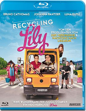 Recycling Lily Blu-ray