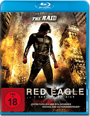 Red Eagle Blu-ray