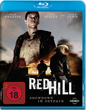 Red Hill Blu-ray