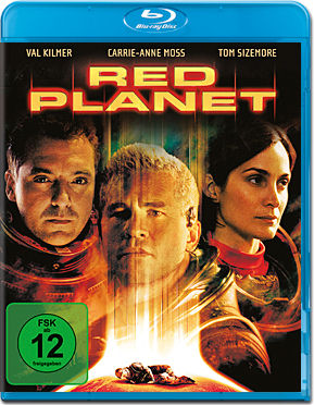 Red Planet Blu-ray
