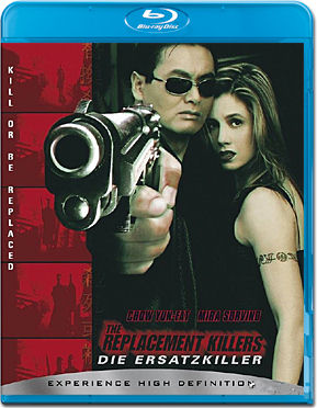The Replacement Killers Blu-ray