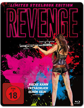 Revenge - Steelbook Edition Blu-ray