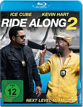 Ride Along 2: Next Level Miami Blu-ray