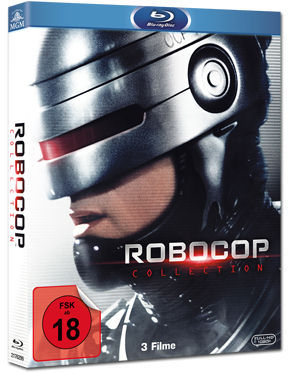 RoboCop - Collection Blu-ray (3 Discs)