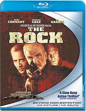 The Rock Blu-ray