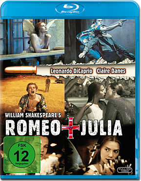 Romeo & Julia Blu-ray