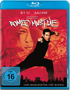 Romeo Must Die Blu-ray