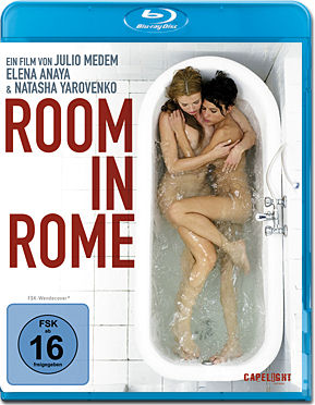 Room in Rome Blu-ray