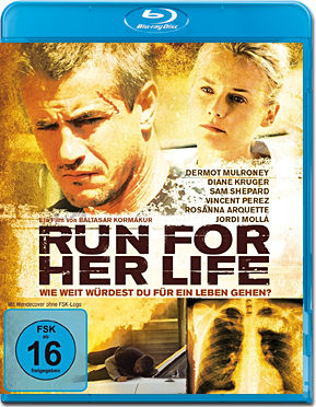 Run for her Life Blu-ray