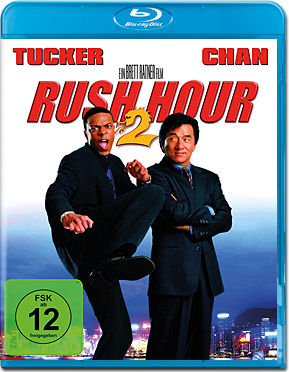 Rush Hour 2 Blu-ray