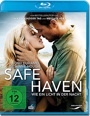 Safe Haven Blu-ray
