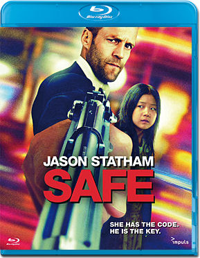 Safe - Todsicher Blu-ray
