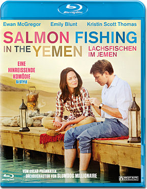 Salmon Fishing in the Yemen - Lachsfischen im Yemen Blu-ray