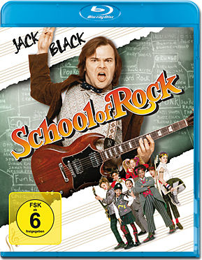 School of Rock Blu-ray