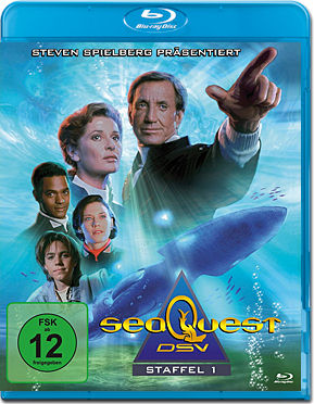 SeaQuest DSV: Staffel 1 Box Blu-ray (5 Discs)