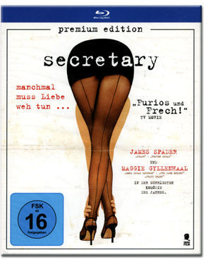 Secretary - Premium Edition Blu-ray