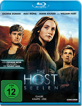 The Host - Seelen Blu-ray