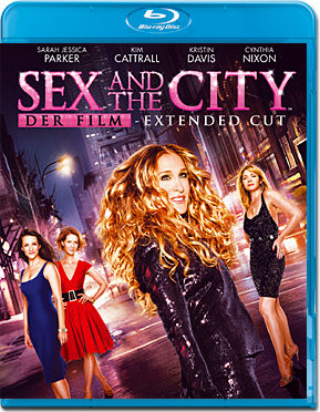 Sex and the City: Der Film - Extended Cut Blu-ray
