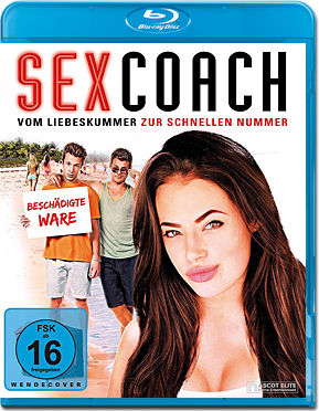 Sexcoach Blu-ray