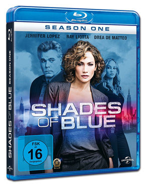 Shades of Blue: Staffel 1 Box Blu-ray (3 Discs)